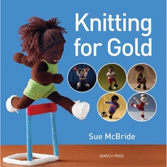 Search Press Books Knitting For Gold - Click to enlarge