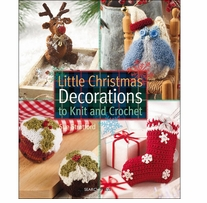 Search Press Books Little Christmas Decorations