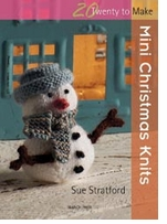 Search Press Books Mini Christmas Knits