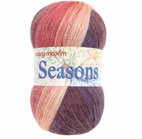 Mary Maxim Seasons Yarn