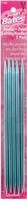 Silvalume Double Point Knitting Needles