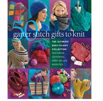 Sixth and Springs Books 50 Garter Stitch Gifts To Knit