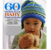 Sixth & Springs Books 60 Quick Knit Baby Essentials