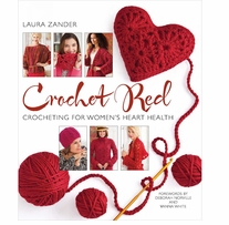Sixth & Springs Books Crochet Red