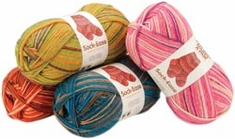 Sock Yarn - Click to enlarge