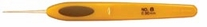 Soft Touch Steel Crochet Hook Size 8 .90mm