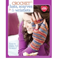 Soho Publishing Crochet Hats Scarves and Wristlets