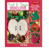 Soho Publishing Fruit & Veggie Dishcloths