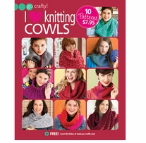 Soho Publishing I Love Knitting Cowls