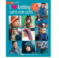 Soho Publishing I Love Knitting Gifts For Guys