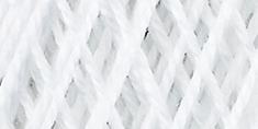 South Maid Crochet Cotton Thread White - Click to enlarge