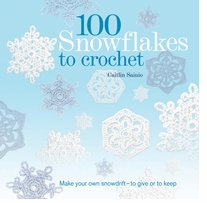 St. Martin's Books 100 Snowflakes To Crochet