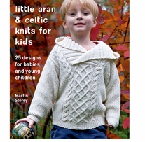 St. Martin's Books Little Aran & Celtic Knits For Kids