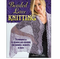 Stackpole Books Beaded Lace Knitting