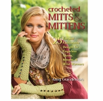 Stackpole Books Crocheted Mitts and Mittens