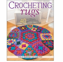 Stackpole Books Crocheting Rugs