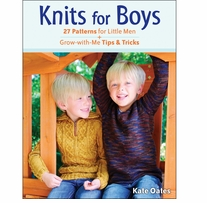 Stackpole Books Knits For Boys