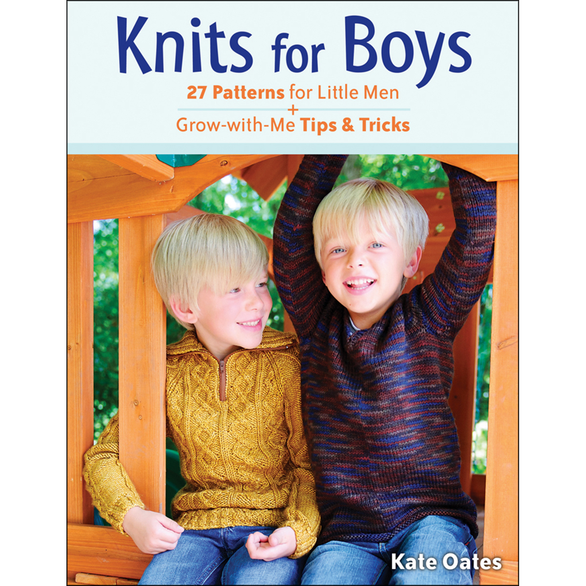 Knitting Pattern Books For Toddlers : Stackpole Books Knits For Boys