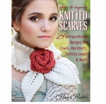 Stackpole Books Knitted Scarves