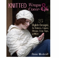 Stackpole Books Knitted Wraps and Cover-Ups