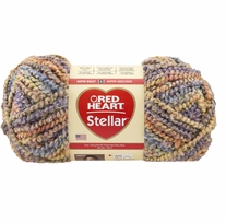Red Heart Stellar Yarn 8oz