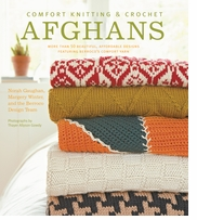 Stewart Tabori & Chang Books Comfort Knitting And Crochet: Afghans