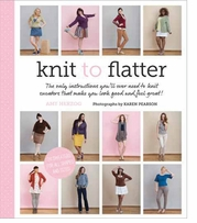 Stewart Tabori & Chang Books Knit To Flatter