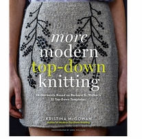 Stewart Tabori & Chang Books More Modern Top-Down Knitting