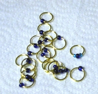 Stitch Marker Instructions