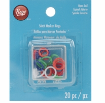 Stitch Marker Rings 20/Pkg