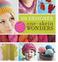Storey Publishing 101 Designer One-Skein Wonders