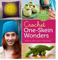 Storey Publishing Crochet One Skein Wonders