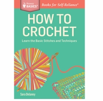 Storey Publishing How To Crochet