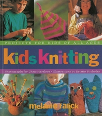 Storey Publishing Kids Knitting - Click to enlarge