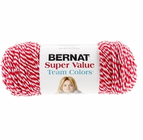 Bernat Super Value Team Colors Yarn