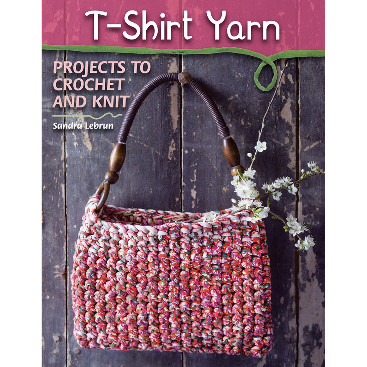 Crochet Patterns For T Shirt Yarn : T-Shirt Yarn