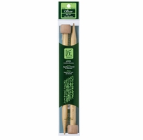 Takumi Bamboo Single Point Knitting Needles 10in Size 17 (12.75mm)