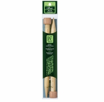Takumi Bamboo Single Point Knitting Needles 10in Size 19 (15mm)