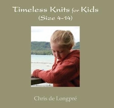 Timeless Knits Publications Timeless Knits For Kids - Click to enlarge