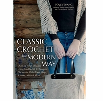 Trafalgar Square Books Classic Crochet The Modern Way