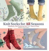 Trafalgar Square Books Knit Socks For All Seasons