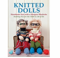 Trafalgar Square Books Knitted Dolls