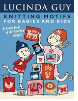 Trafalgar Square Books Knitting Motifs For Babies And Kids