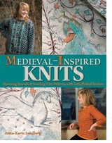 Trafalgar Square Books Medieval Inspired Knits