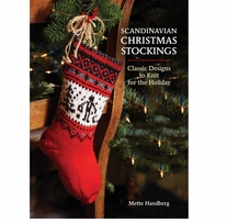 Trafalgar Square Books Scandinavian Christmas Stockings