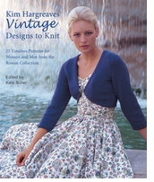 Trafalgar Square Books Vintage Designs To Knit