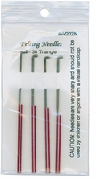 Triangle Felting Needles Size 38