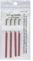 Triangle Felting Needles Size 40
