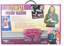 Ultimate Sweater Machine - Knitting Machine
