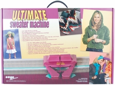 Ultimate Sweater Machine - Knitting Machine - Click to enlarge